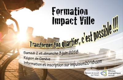 Formation Impact Ville