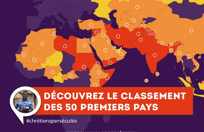 Index Mondial de Persécution 2020