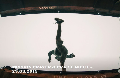 Mission Prayer & Praise Night